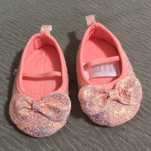 Baby girl shoes  Carters